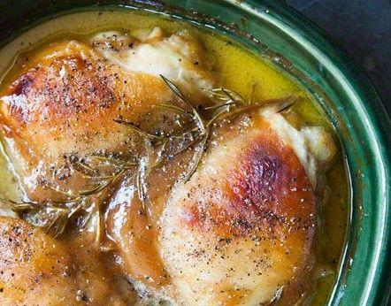 L'excellent …poulet miel et moutarde
