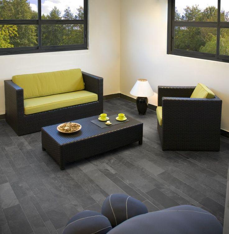 l ardoise s harmonise avec votre d coration en habillant. Black Bedroom Furniture Sets. Home Design Ideas