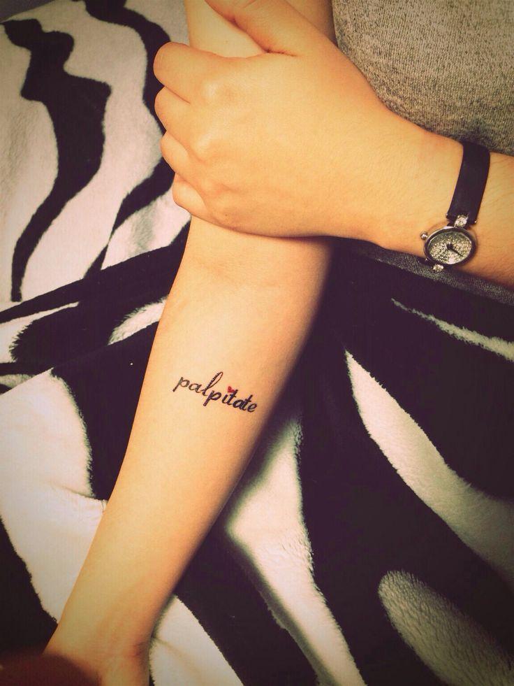 레터링 타투 lettering tattoo