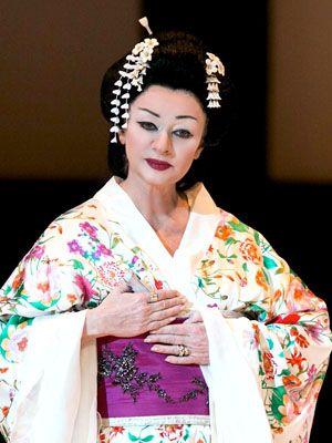 ♫ Daniela Dessì, Italian Soprano. In #StreamOpera's Catalogue in Madama Butterfly by Giacomo Pucciniand #Fedora by Umberto Giordano ♫