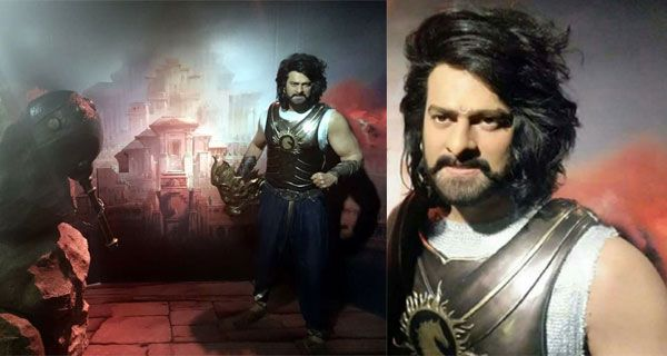 Baahubali star Prabhas trumps Rajinikanth to become the first South Indian actor to get his wax statue at Madame Tussauds –… #FansnStars