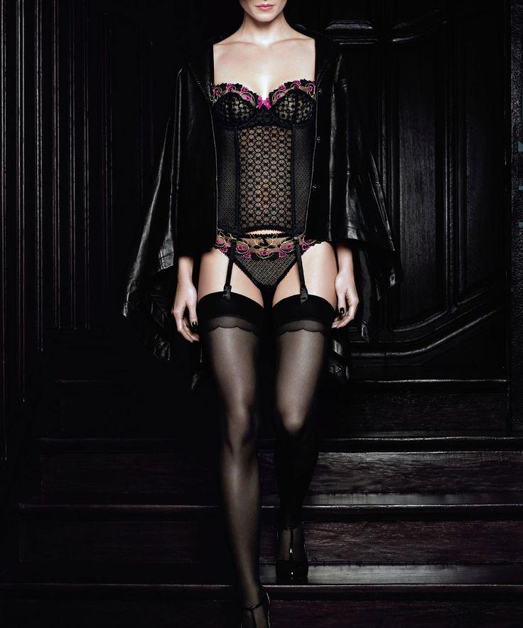 Rousses sont Fine french lingerie sikermisiniz