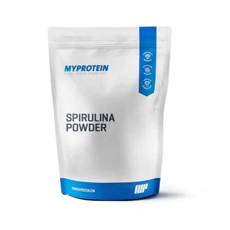 Compra Spirulina en Myprotein.es – Los suplementos deportivos de mayor calidad y precio en Europa. Envío gratis disponible.