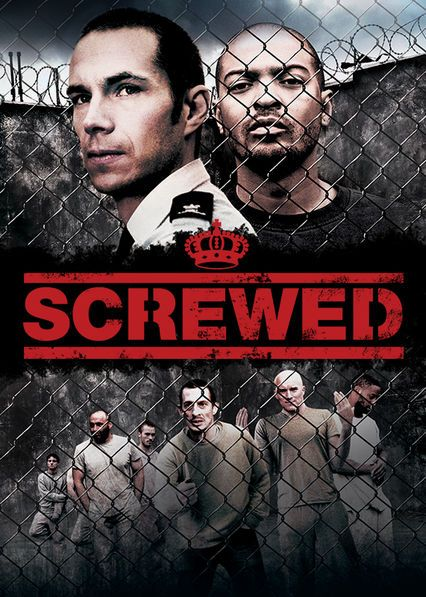 """Screwed"" - 1hr 50m (2011) :: Via New On Netflix AUS/NZ  A soldier who served a traumatic tour in Iraq gets a job as a prison guard and is drawn into a world of corruption, drug trafficking and brutality."