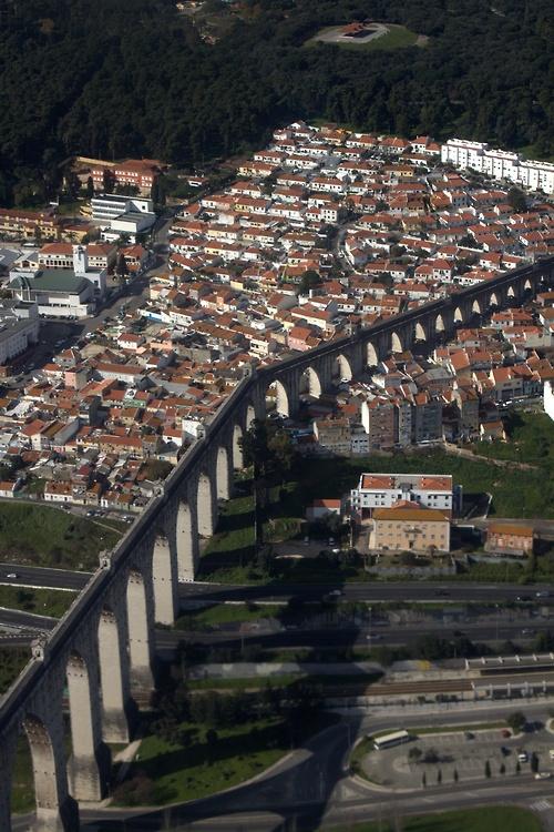Lisbon Aqueduto das Aguas Livres #Portugal