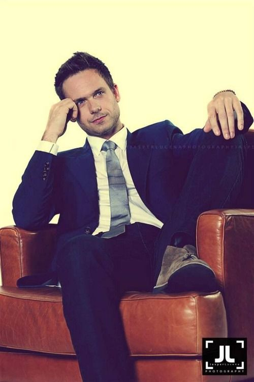 Mike Ross is such a hottie in #Suits