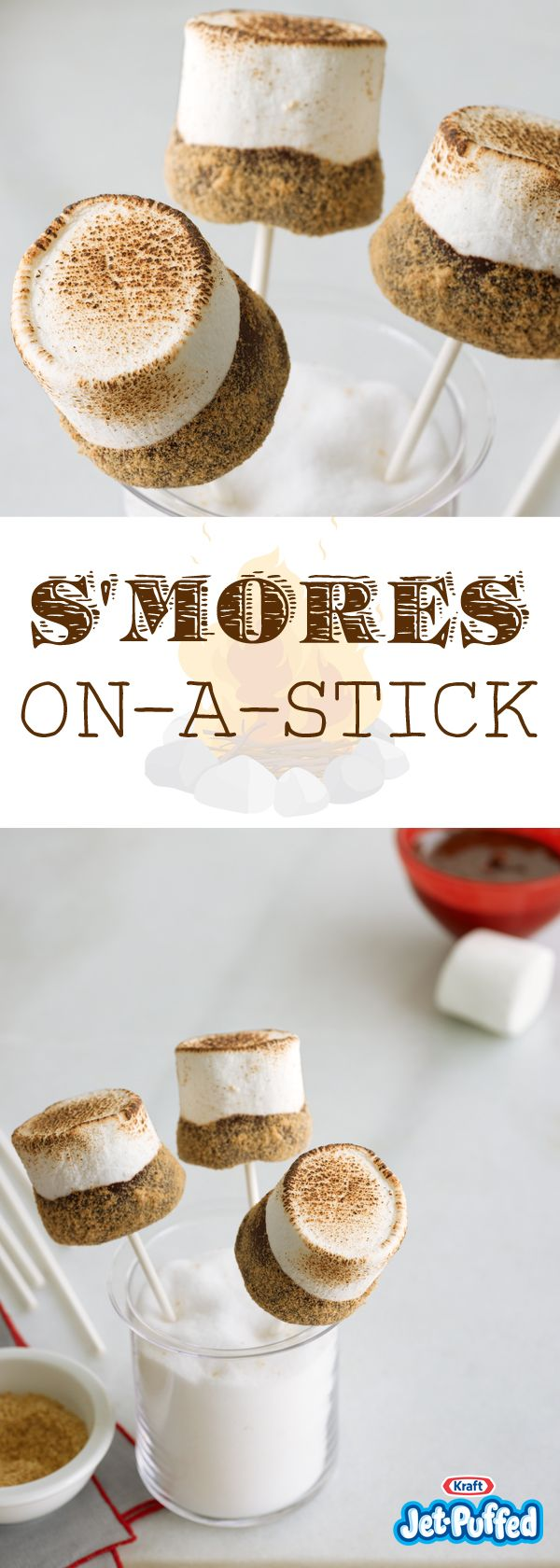 94 best S\'MORES RECIPES images by JET-PUFFED Marshmallows on ...