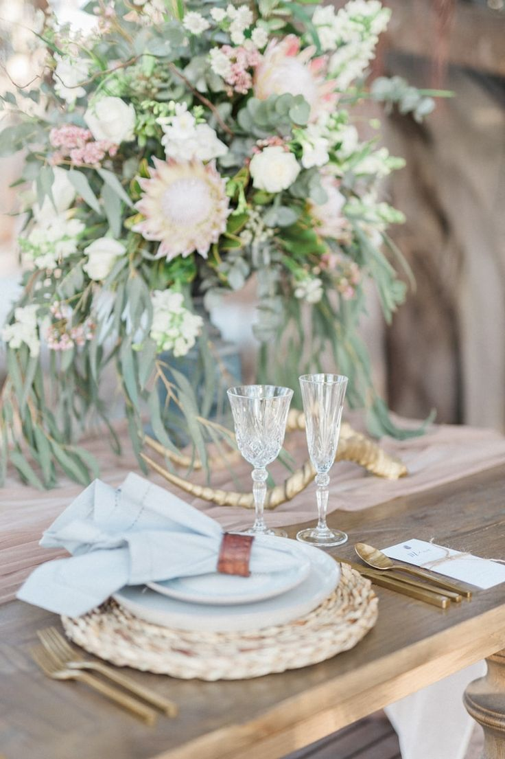 Luxury Safari Wedding Inspiration