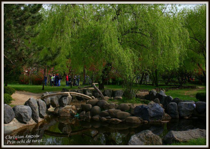 Povesti din Bucuresti – Gradina Japoneza / Stories of Bucharest – The Japanese Garden. | Calatorind prin tara,