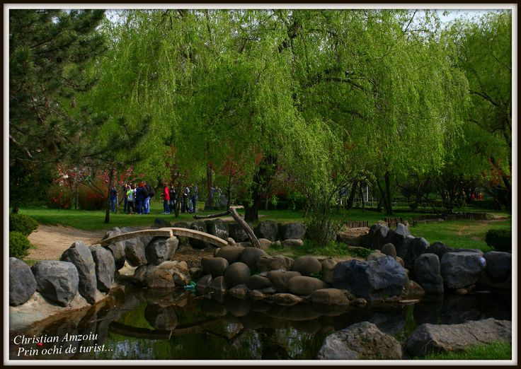 Povesti din Bucuresti – Gradina Japoneza / Stories of Bucharest – The Japanese Garden. | Calatorind prin tara,