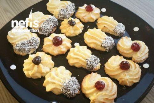 Tatlı Kuru Pasta (Pastane Usulü) Tarifi