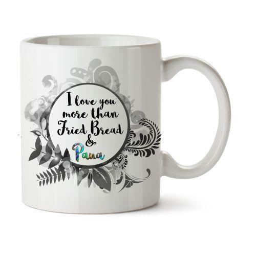 Customised Fried Bread Mug