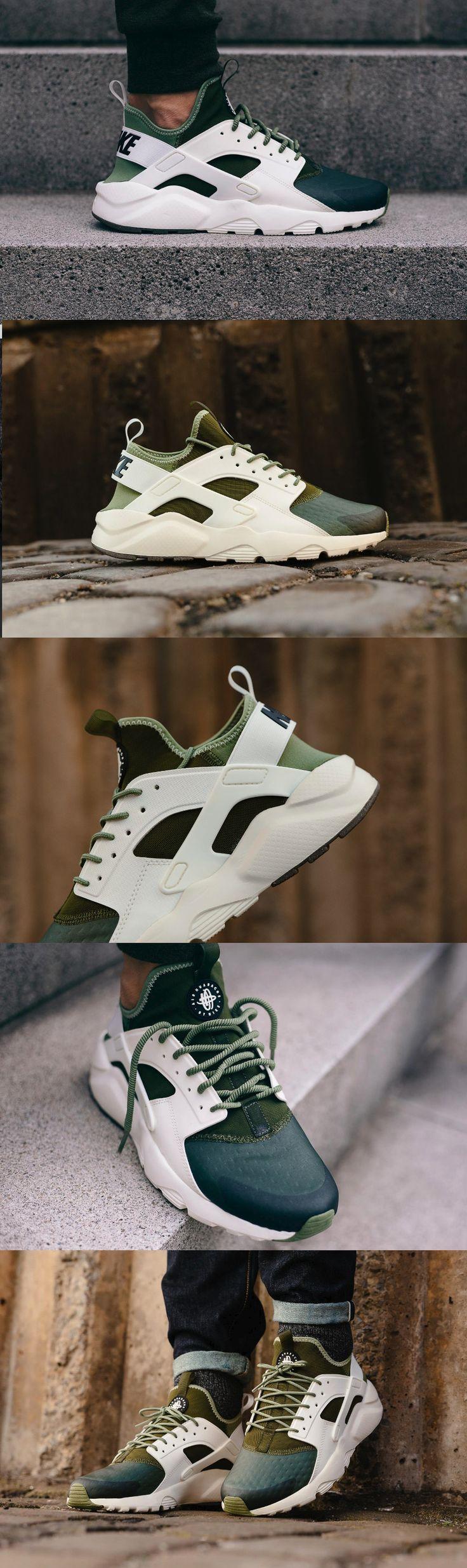 #Nike #Air #Huarache #Ultra #SE #Palm #Green
