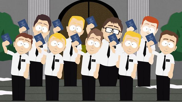 "Hero Animator Sets a ""Book of Mormon"" Video In South Park And All Is Right With the World 