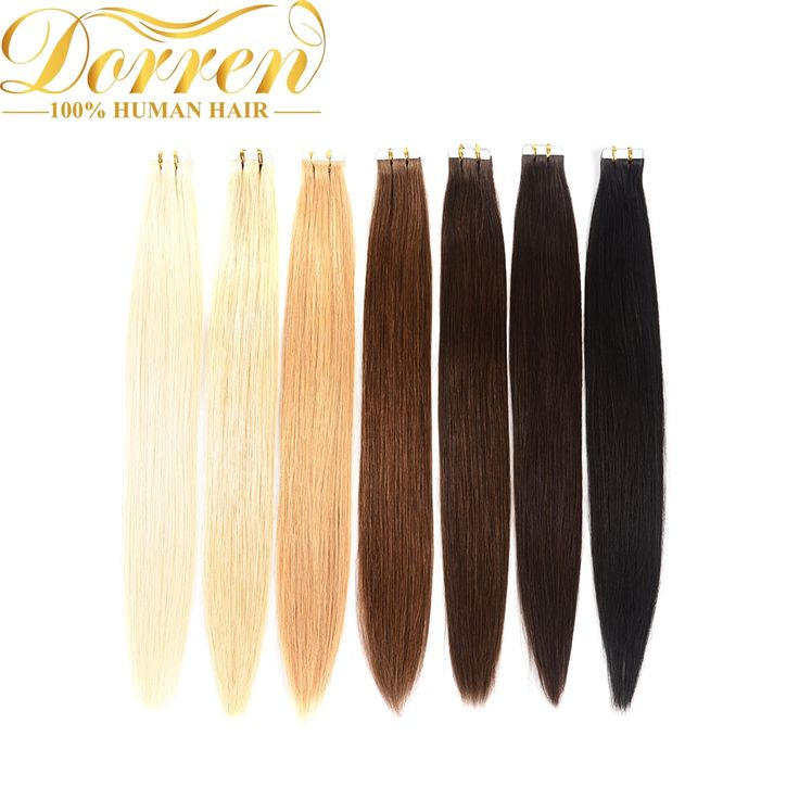 Doreen Tape In Machine Made Remy Human Hair Extens…
