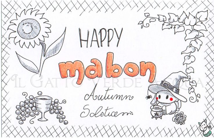 https://flic.kr/p/z125AP | happy mabon | Felice Mabon a chiunque festeggi oggi! Benvenuto Autunno, e benvenuta piogga di prima mattina, è bello vederti di nuovo  Happy Happy Mabon to those who'll celebrate today! Welcome Autumn and welcome  early morning's rain, is't good to see you again!