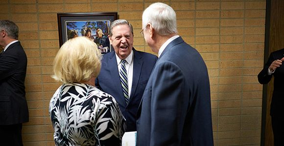 """Elder Holland Shares Astounding Missionary Encounter with New Mission Presidents by LDS.org 