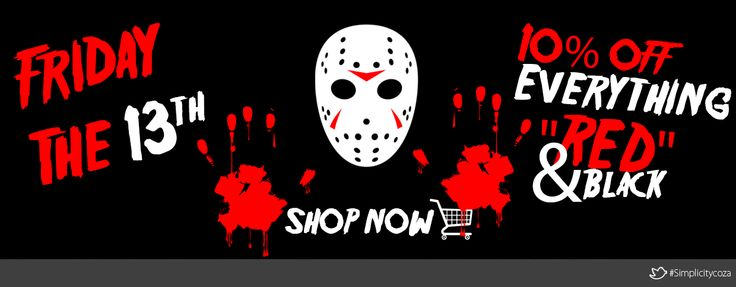 Friday the 13th Offer