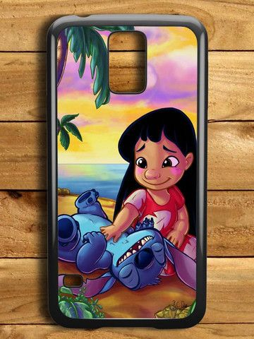 Lilo And Stitch Samsung Galaxy S5 Case