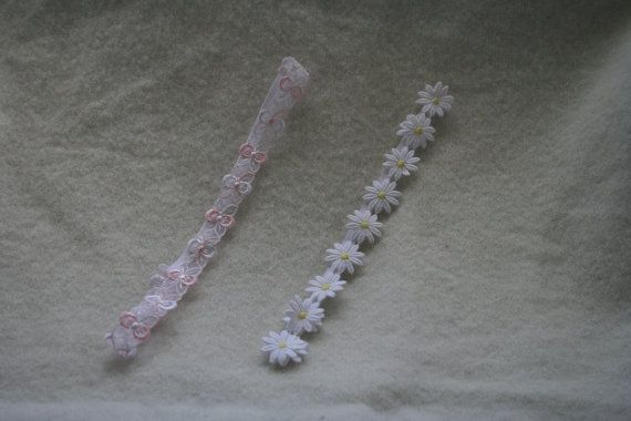 Child's Lace Head Band - Sale for 1 headband