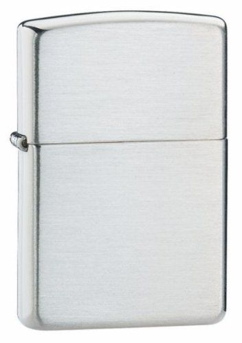 Zippo Armor Brushed Sterling Silver Lighter no.27 ** Trust me, this is great! Click the image. : Safety and Survival
