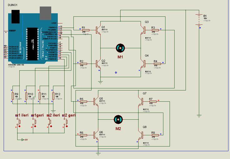 Motor kontrolü yardım edin | Kontrol Kalemi Forumları