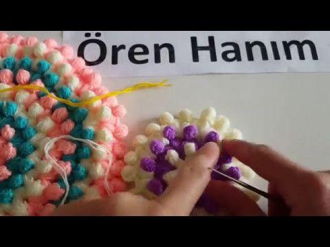 Yuvarlak Tomurcuk Lif Yapımı - YouTube