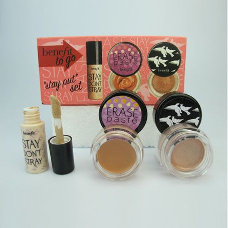 benefit confessions of a concealaholic concealer set : cheap mac cosmetics wholesale - $12.03