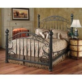Chesapeake Rustic Old Brown Full/Queen Size Headboard Only
