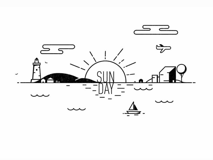 Sunday by Handel Eugene #Design Popular #Dribbble #shots