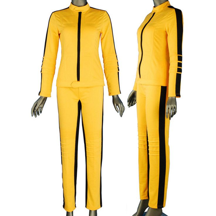 Kill Bill The Bride cosplay costume outfit halloween up fancy dress