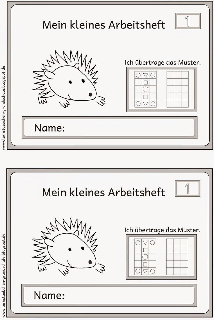 Dorable Musterblock Arbeitsblatt Kindergarten Embellishment ...