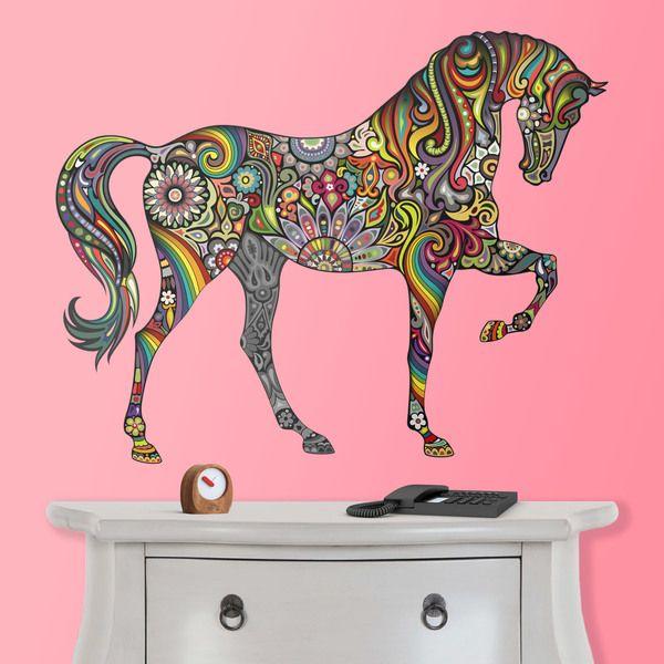 Les 25 meilleures id es de la cat gorie stickers muraux for Decoration chambre hindou