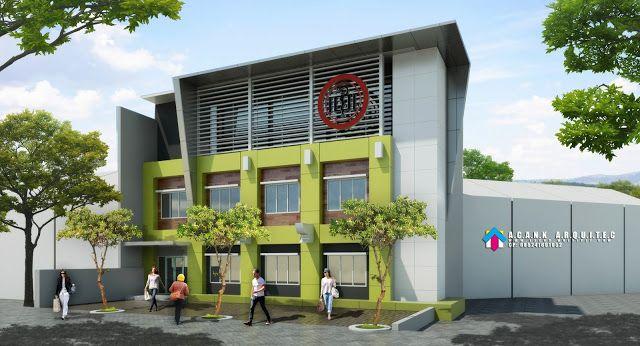 Gambar model rumah kantor minimalis ikatan dokter indonesia - Gambar Model Rumah Minimalis Modern
