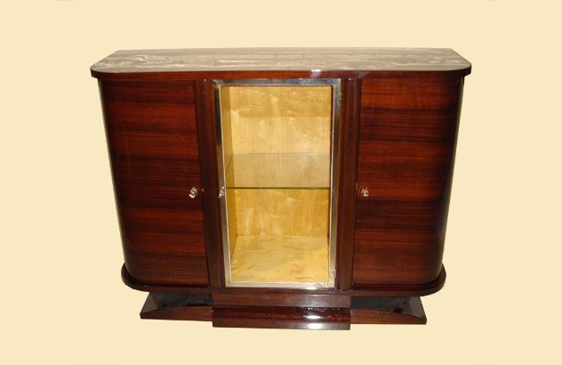 French Art Deco sideboard from the 1930's