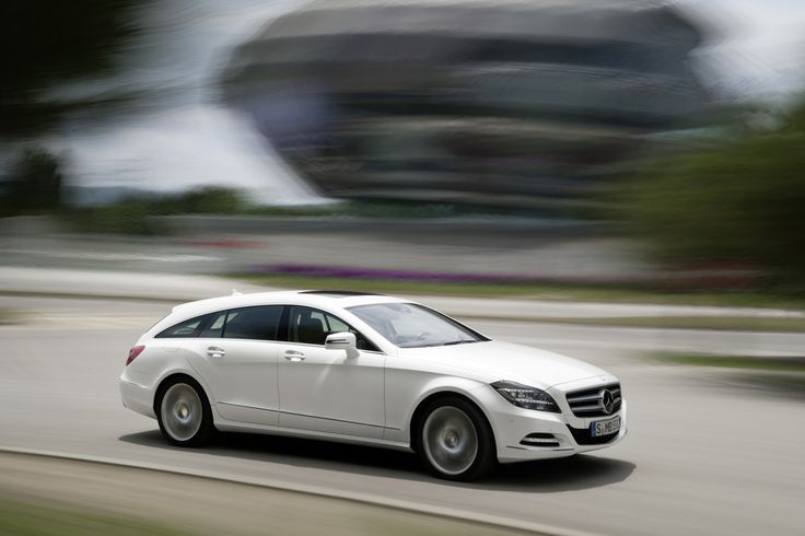 The new and coming Mercedes CLA Shooting Break will be a delightful sight on the Norwegian roads once it´s launched in 2015.