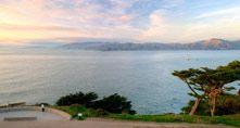Lands End trail SF