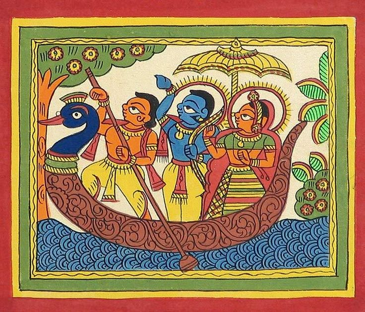 lord-rama-sita-and-lakshmana-riding-on-boat-QB65_l.jpg 750×643 pixels