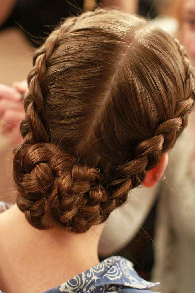 combo braided hairstyles