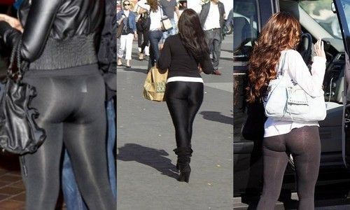 New Study Confirms Leggings Are Not Pants | Rockstar Research Magazine  Seriously! Leggings are not pants.