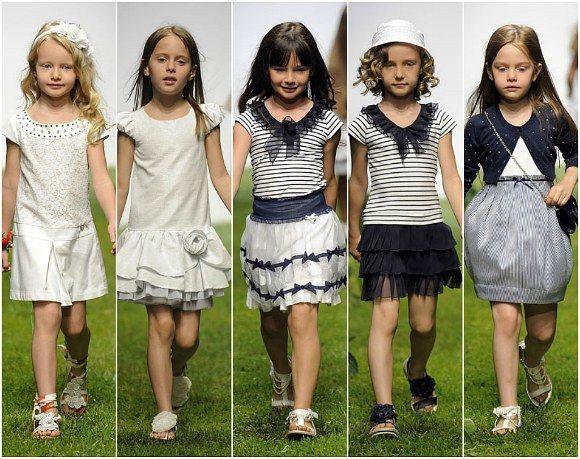 Moda para niños: ¿Qué tendencias se llevarán en la primavera-verano 2012? - Foto 8