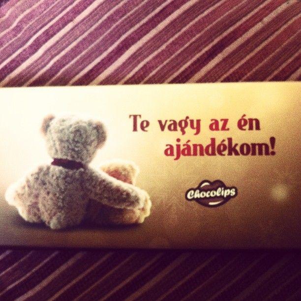 Chocolips - Te vagy az én ajándékom!