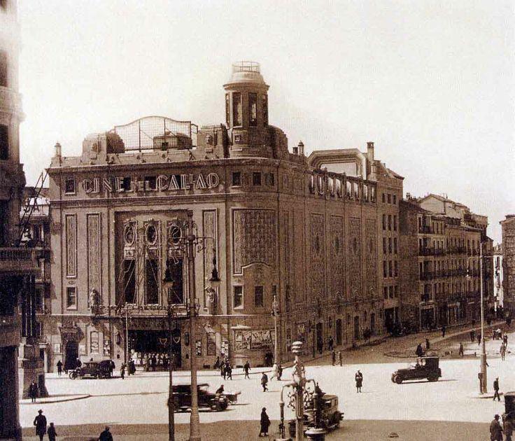 Madrid - Cine Callao1920s