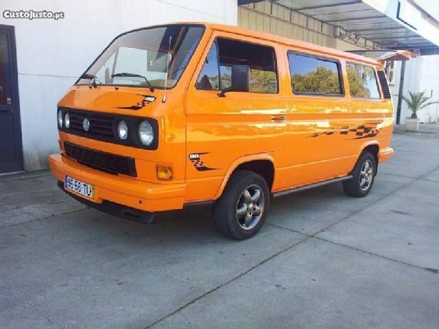 Vw transporter t3 1600 diesel 88 20 nov 18 59