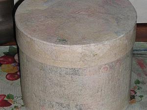 Как сделать круглую коробочку любого размера   Ярмарка Мастеров - ручная работа, handmade