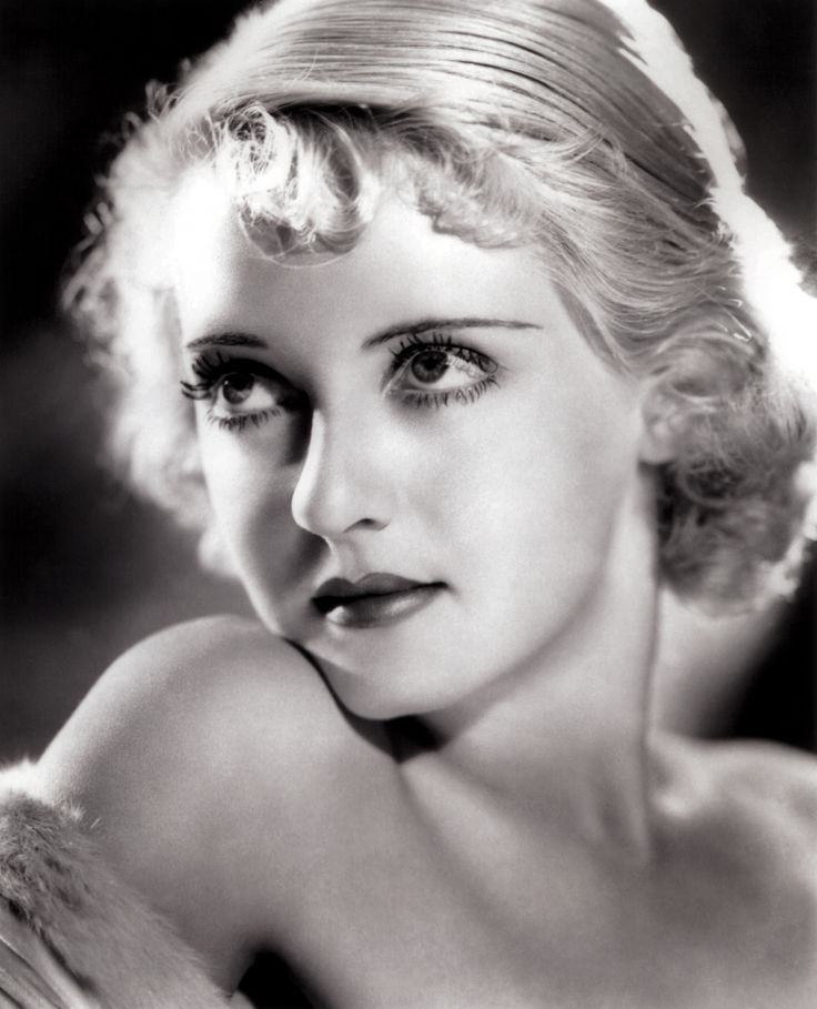 "Bette Davis, 1930s. ""Hollywood always wanted me to be pretty, but I fought for realism."""