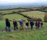Pilgrimage to Glastonbury Tor