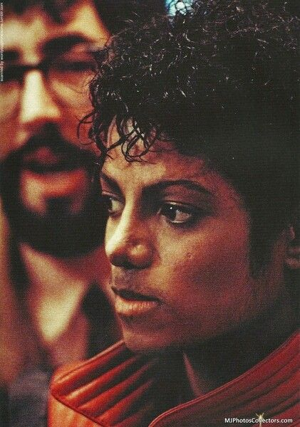 """""""THRILLER"""" FACTS - The costumes for the """"Thriller"""" video came from the Salvation Army."""