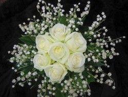 Svatební kytice 36