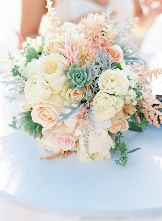 Gallery: rustic wedding bouquet via Wendy Laurel Photography - Deer Pearl Flowers